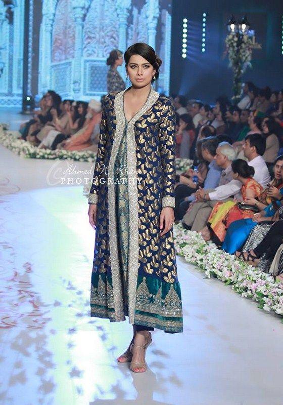 Nida Azwer Collection At Pantene Bridal Couture Week 2014 0016
