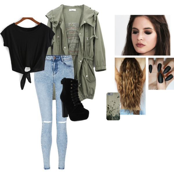 random outfit by bunnykayes on Polyvore featuring polyvore fashion style Chelsea Crew