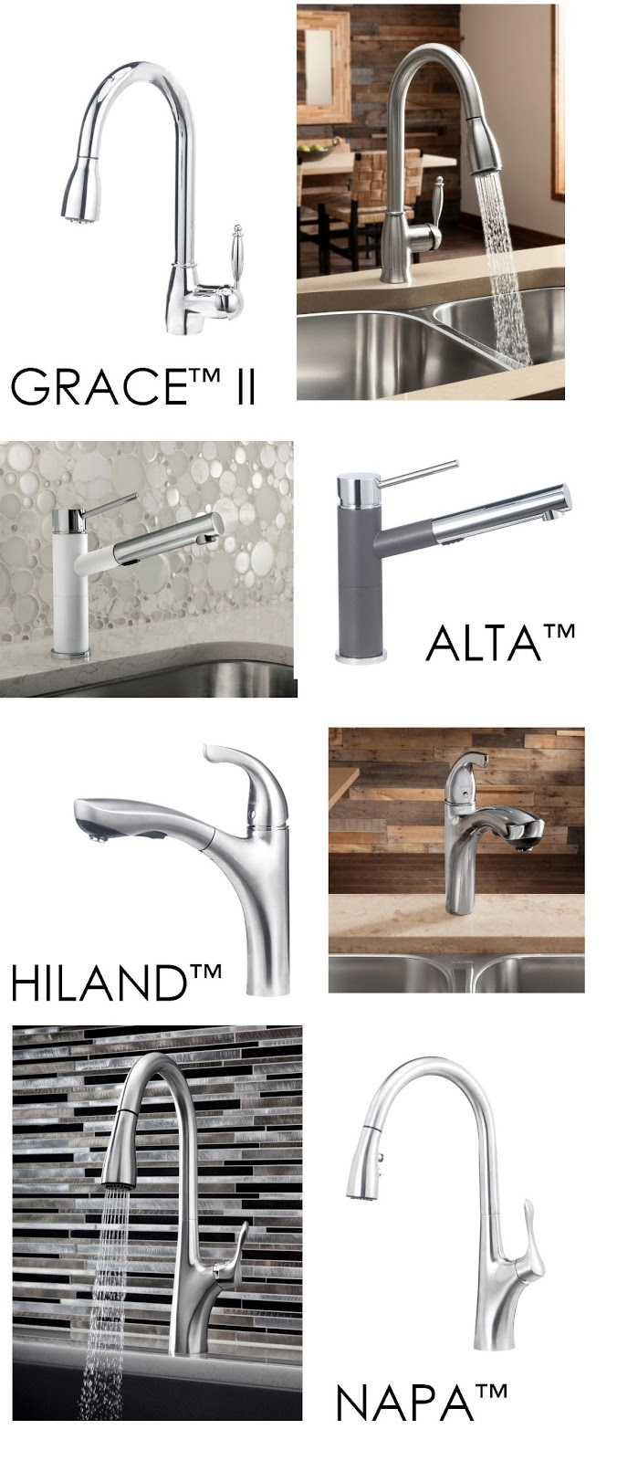 new @BLANCO America  faucets introduced @imm_cologne @livingkitchen #Blogtourcgn