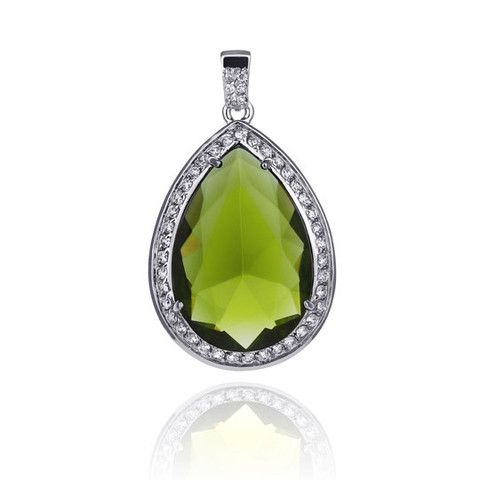Kagi Green pendant | REGENCY JEWELLERS