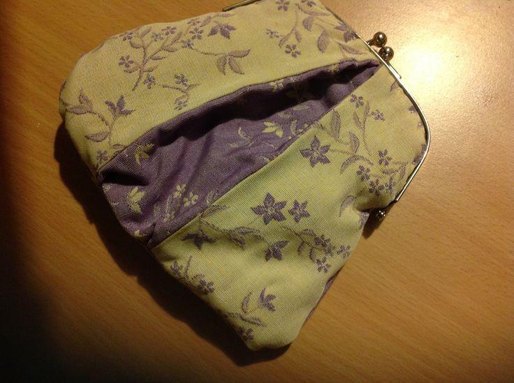Piccola borsa con clic  clac