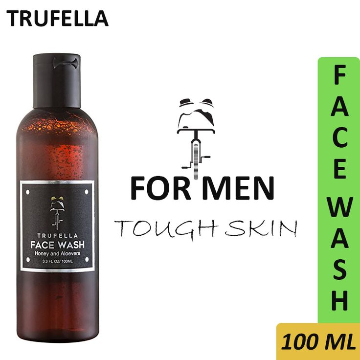 DERMATOLOGICALLY APPROVED FACEWASH FOR MEN'S TOUGH SKIN CONTAINS HONEY & ALOEVERA EXTRACT FOR LONG LASTING FAIRNESS  AND REDUCES OILINESS  BUY NOW AT WWW.TRUFELLA.COM  #TRUFELLA#FACEWASH #HONEY & ALOEVERA#NO DARK COMPLEXIONS #GLOWING SKIN #FAIR SKIN#FRIENDS FOR EVER#ORDER ONLINE#CHEAP CHARGES # MEN CARE PRODUCT # NO SHIPPING CHARGES