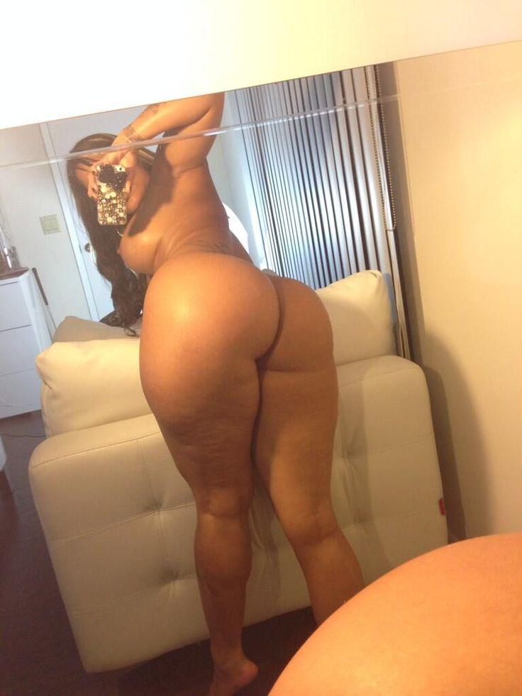 Thick ass thighs butt