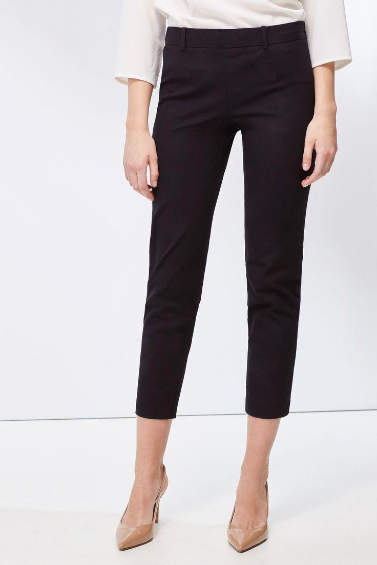 Pantalón bi-stretch | Pantalones | Cortefiel