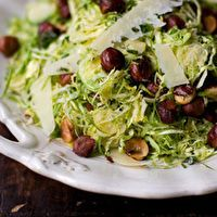 Brussels Sprout Salad Recipe by 101 Cookbooks