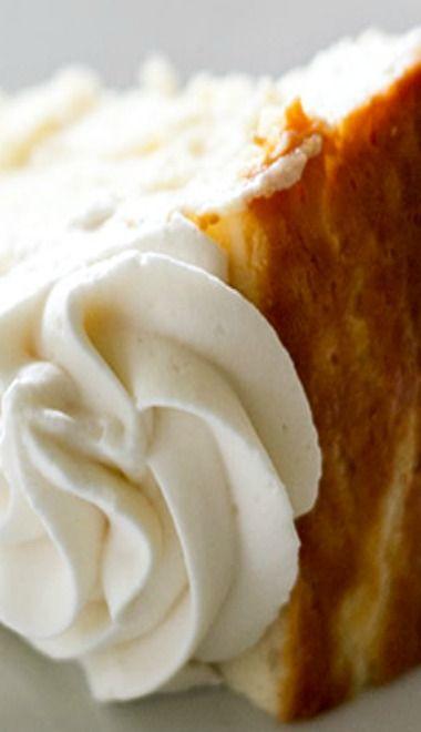 ♔ New York Style Lemon Cheesecake