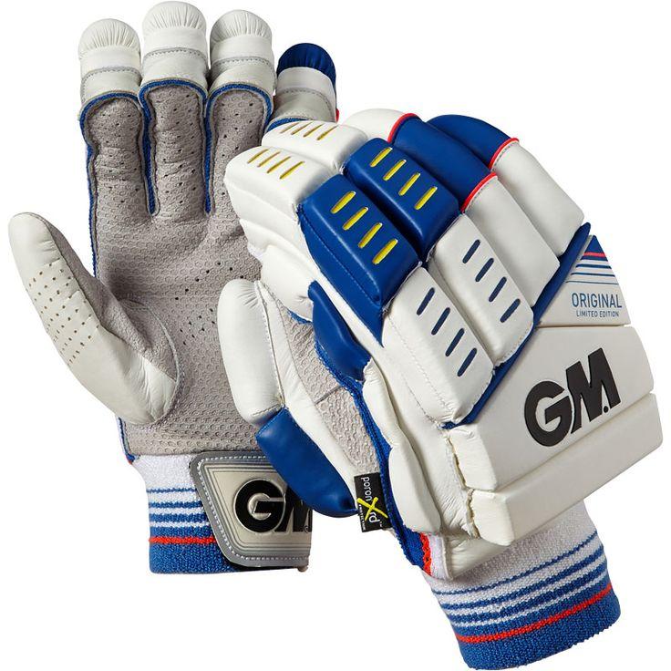 NEW 2016 GM Original Limited Edition Cricket Batting Gloves -