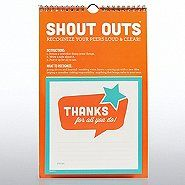 Peer-to-Peer Shout Outs - Quote Bubble