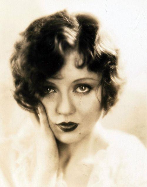 Make-up uit de jaren twintig