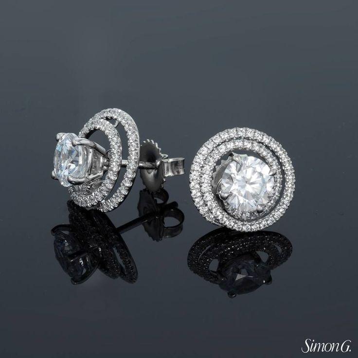 Best 25+ Solitaire earrings ideas on Pinterest