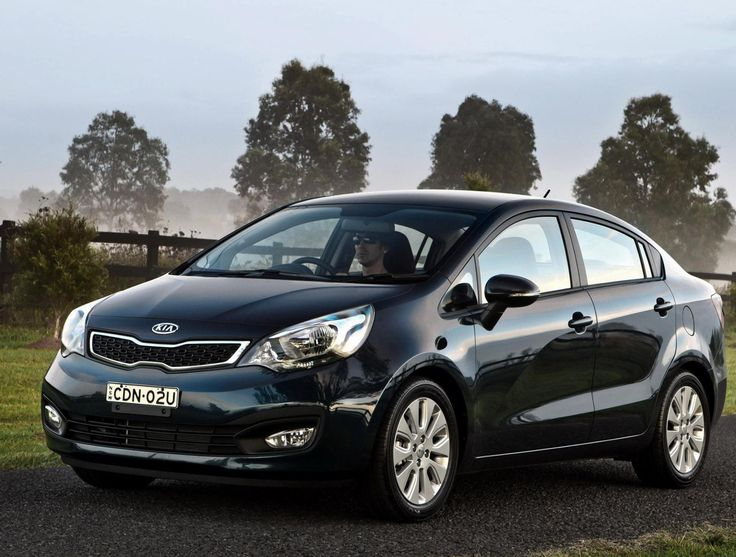 KIA Rio Sedan approved - http://autotras.com