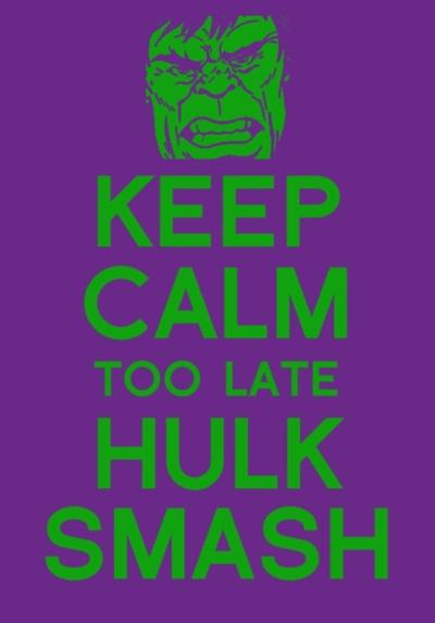 You can't hurt me, I'm a demigod! *Hulk* Hulk Smash! *wham *wham *wham!!