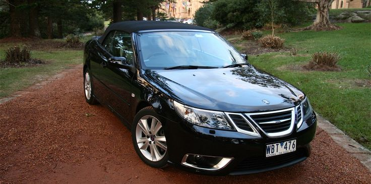 2008 SAAB 9-3 Aero Convertible Review