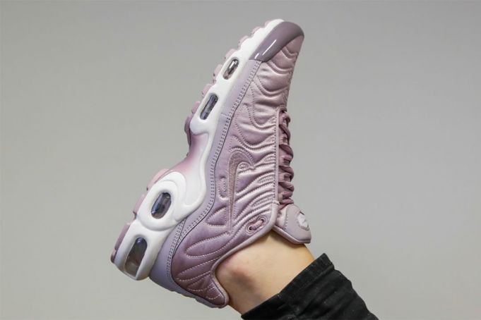 Satin Covers These Upcoming Nike Air Max Plus Sneakers
