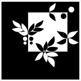 D..... for Dark and Light principles of Design...... Notan