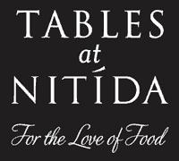 Tables at Nitida - Durbanville