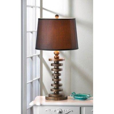 Stratum Table Lamp. ECA Listing By JV's Bargain Treasure Chest, United States