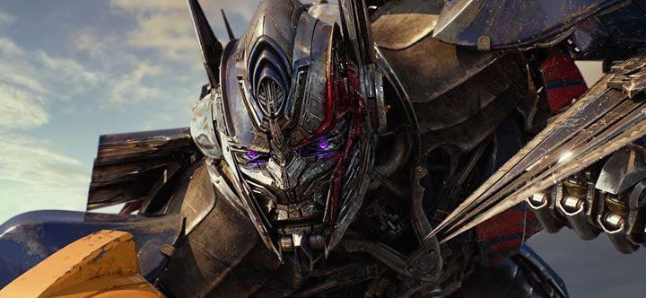Estreno de la semana: Transformers 5: El último caballero