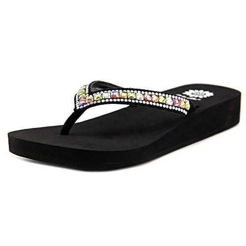 Yellow Box Womens Zabrina Fashion Flip Flop SandalsMulti75 >>> Check this awesome product by going to the link at the image.
