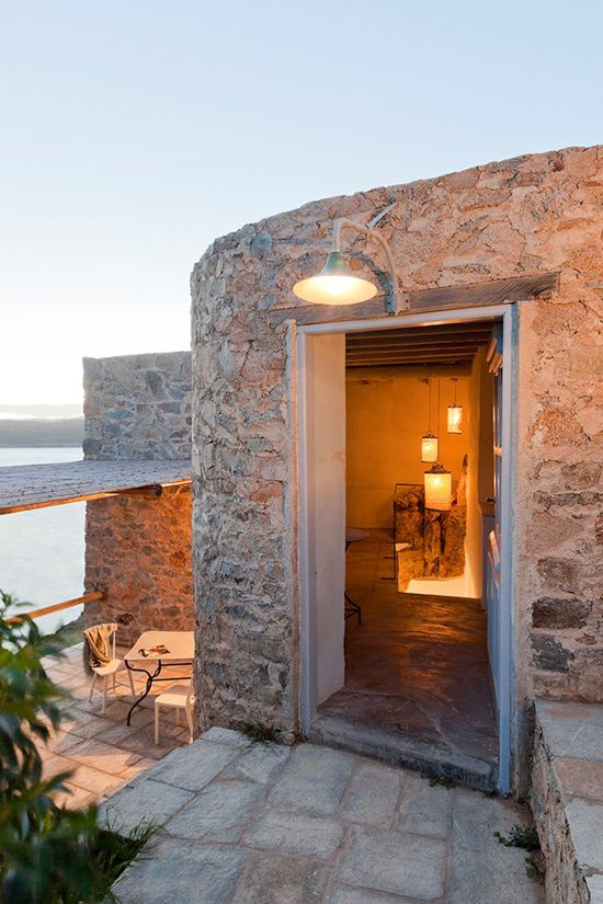 Coco-Mat Eco Resdences in Serifos Island, Aegean sea. See more at www.grecianparadise.com