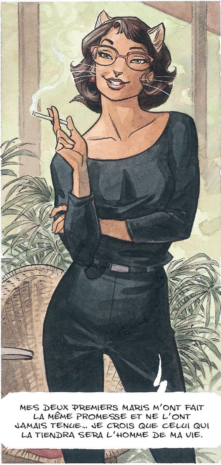 Rencontre avec le dessinateur de Blacksad, Juanjo Guarnido, entre Bogart et Mickey | Slate.fr