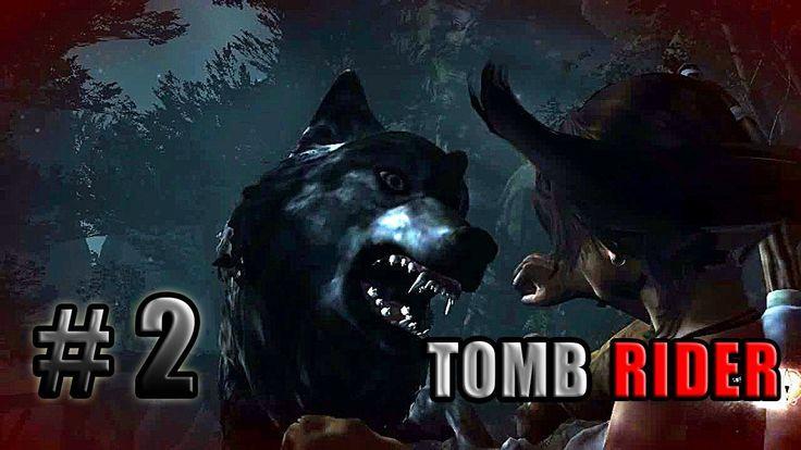 ОХОТА НА ЖИВНОСТЬ - Tomb Raider # 2