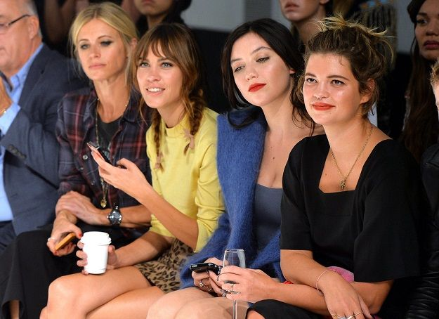 Most Stylish FROW Moments From London Fashion Week So Far
