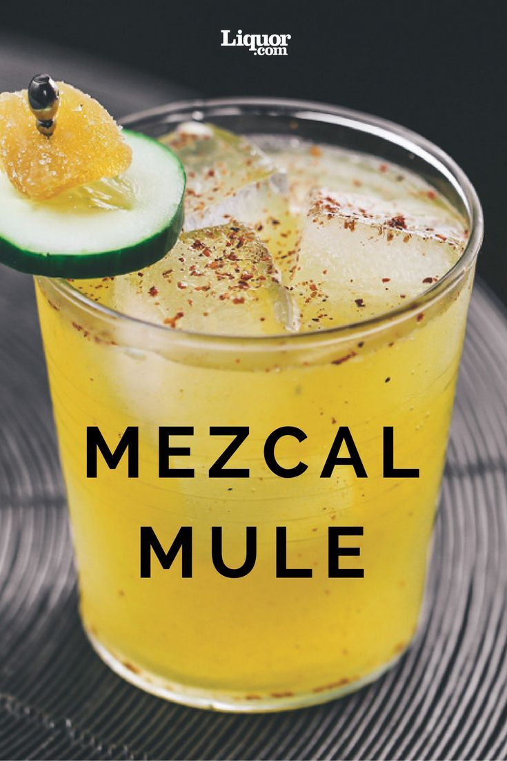 Try this smoky variation of the gingery refresher, theMoscow Mule, by Jim Meehan of New York City'sPDT.