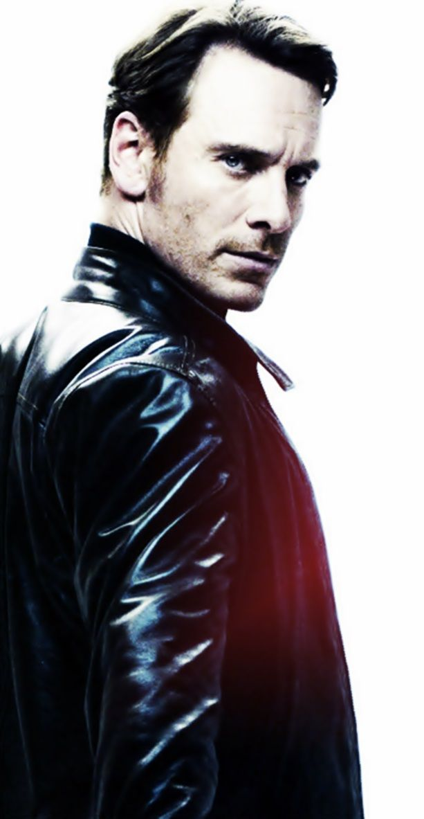 Michael Fassbender as Magneto looking all hot!