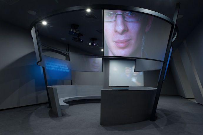 В Москве открылся Еврейский музей (фото 7) // Audio-visual Technology by Kraftwerk Living Technologies // www.kraftwerk.at