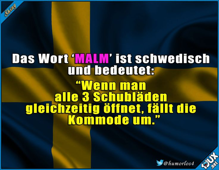 Kann ich bestätigen! #IKEA #MALM #Witze #Humor #lustigeTweets