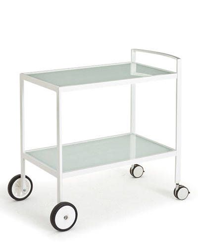 Pictures of Serving Carts - Bar Carts for Sale - ELLE DECOR