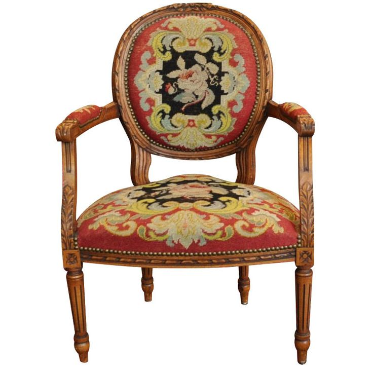 Antique French Needlepoint Chair - 67 Best Antique Needlepoint Images On Pinterest Embroidery