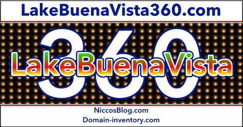 LakeBuenaVista360.com is for sale at sedo.com
