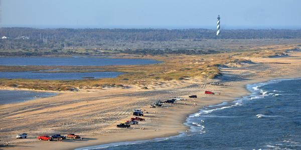 Cape Hatteras, USA