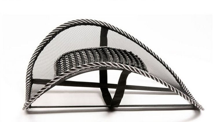Comfortable Mesh Chair Relief Lumbar Back Support Cushion - wearing gadgets - Electronic's - Articles - Blog about nice goods