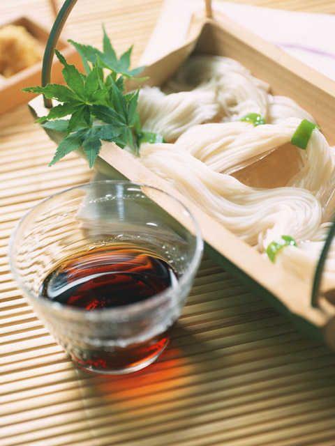 Japanese Food / そうめん(somen)