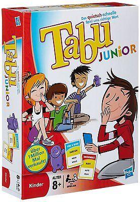 Tabu Junior Spielanleitung