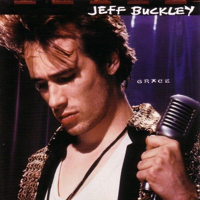 Jeff Buckley ~ Grace (1994). One of the best albums I've yet to hear. That voice!