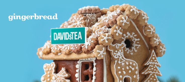 Gingerbread by DavidsTea