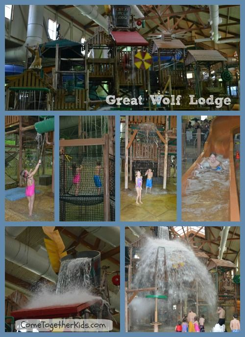 Great Wolf Lodge Williamsburg, VA