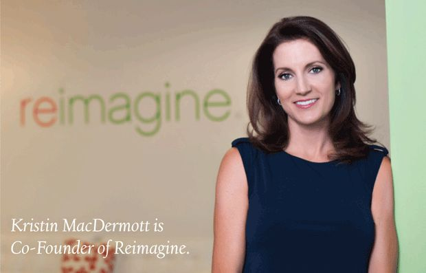 PM360 marks Reimagine as an industry innovator in this blurb.