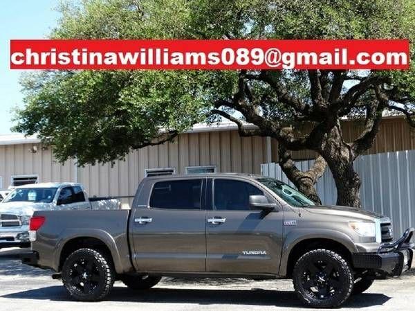 "2010 TOYOTA TUNDRA $4202: 2010 TOYOTA TUNDRA EXTENDED CAB 4-door mud terrain tires. 119000 original miles 20"" wheels Lift Clean title 4202…"