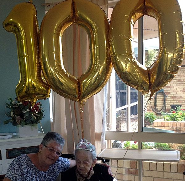 Ivy Is 100 Years Young | Beaumont Care. http://www.beaumontcare.com.au/ivy-is-100-years-young/