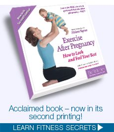 BeFit-Mom Exercise After Pregnancy