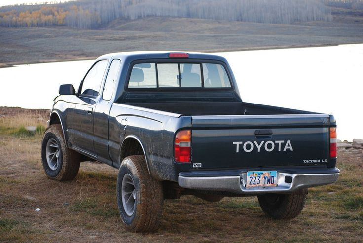 1997 Toyota Tacoma SR $3,400 | ksl.com