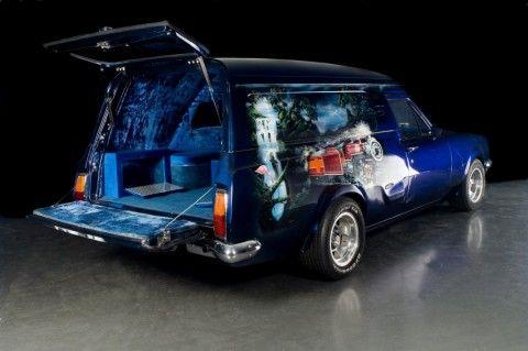 1969 Holden HT Panel Van 'Midnight Express'