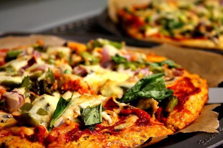 The ' It' vegetable for 2014 Cauliflower Pizza Crust