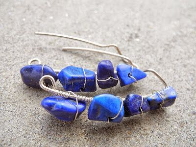 dreampaths Jewelry Designs: > GEMMOLOGY AND LORE: LAPISLAZULI