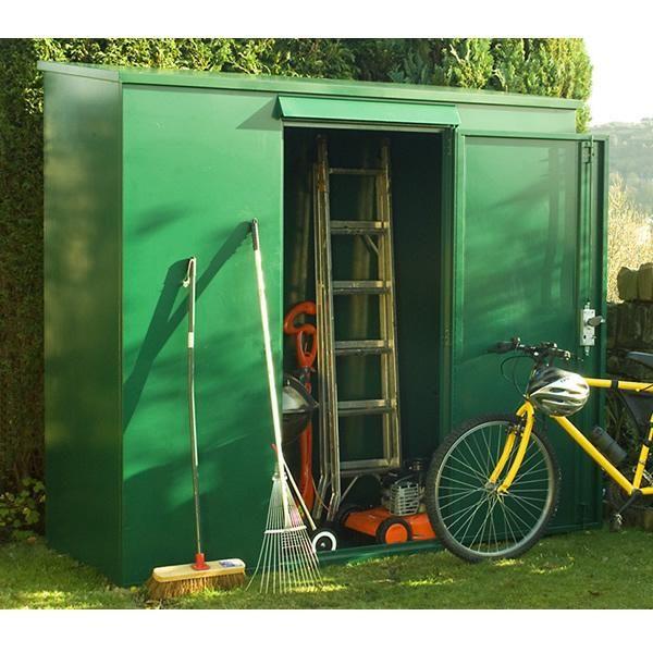 Garden Sheds 3ft Wide 31 best metals sheds images on pinterest | sheds, metal shed and